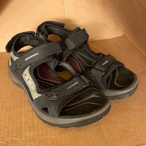 Ecco Sandals powered by receptive technology